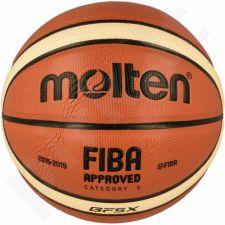 Krepšinio kamuolys Molten GF5X