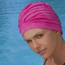 Kepuraitė plauk. mot. PES EXCLUSIVE 3472 43 pink