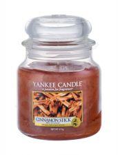 Yankee Candle Cinnamon Stick, aromatizuota žvakė moterims ir vyrams, 411g
