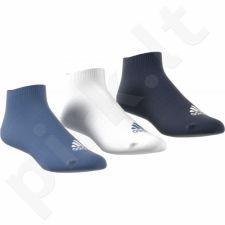 Kojinės Adidas Performance NO-SHOW Thin – 3 poros S99895