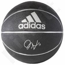 Krepšinio kamuolys Adidas Crazy X James Harden Mini BQ2311