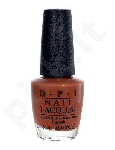 OPI Nail Lacquer, kosmetika moterims, 15ml, (NL B94 Fiercely Fiona)