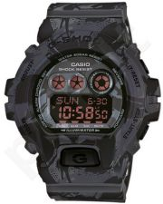Laikrodis CASIO G-SHOCK GD-X6900MC1DR CAMO GRAY ROCK Shock & Magnetic resistant Resin Case & Strap Super Illuminator World time 29 zon 3 daily s Snooze Hourly Time Signal Countdown Tim