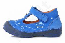 D.D. step mėlyni batai 19-24 d. 038255au