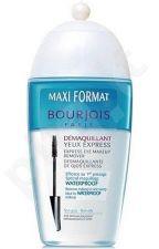 BOURJOIS Paris Express akių makiažo valiklis For atsparus vandeniui, kosmetika moterims, 200ml
