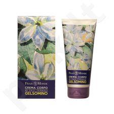 Frais Monde kūno kremas Thermal Salts Jasmine, kosmetika moterims, 200ml