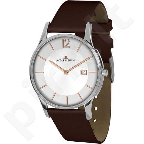 Moteriškas JACQUES LEMANS laikrodis 1-1850F