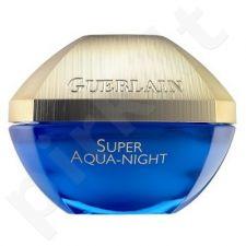 Guerlain Super Aqua naktinis atkūriamasis veido kremas, kosmetika moterims, 50ml, (testeris)