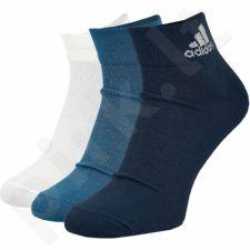 Kojinės Adidas Performance Ankle Thin 3 poros S99888