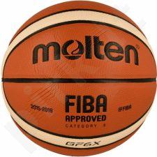 Krepšinio kamuolys Molten GF6X