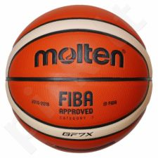 Krepšinio kamuolys Molten BGF7X