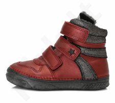 D.D. step bordiniai batai su pašiltinimu 31-36 d. 040432bl