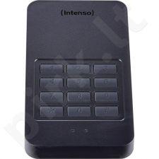 Išorinis diskas Intenso 2.5 Memory Safe 1TB black 6029562