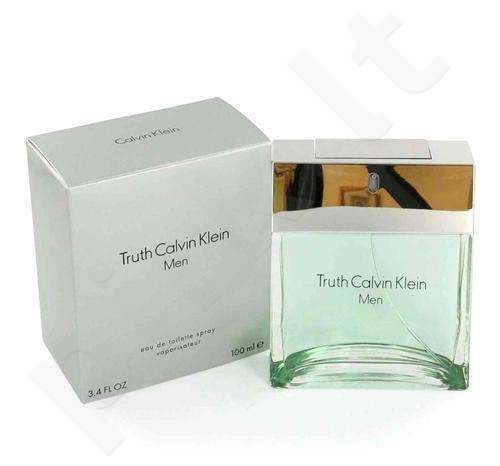 Calvin Klein Truth, tualetinis vanduo (EDT) vyrams, 100 ml