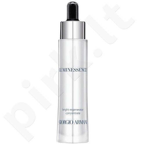 Giorgio Armani Luminessence Bright Regenerator Concentrate, 30ml, kosmetika moterims