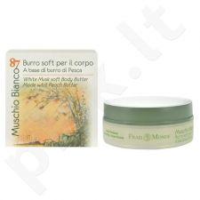 Frais Monde Muschio Bianco 87 White Musk Soft kūno sviestas, kosmetika moterims, 150ml