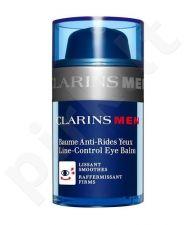 Clarins Men Line Control Eye Balm, kosmetika vyrams, 20ml