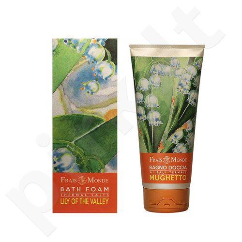 Frais Monde vonios putos Thermal Salts Lily Of The Valley, kosmetika moterims, 200ml