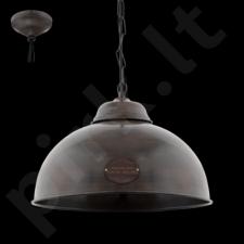 Pakabinamas šviestuvas EGLO 49632   TRURO 2