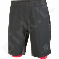 Šortai sportiniai Adidas A2G Two In One Shorts M S94468
