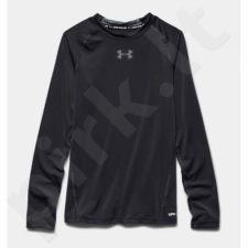Marškinėliai kompresiniai Under Armour Long Sleeve Junior 1253816-001
