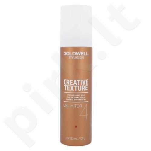 Goldwell Style Sign Creative Texture Unlimitor, purškiama plaukų želė  kosmetika moterims, 150ml