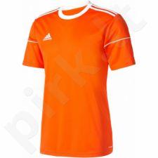 Marškinėliai futbolui Adidas Squadra 17 Junior BJ9177