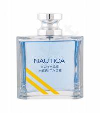 Nautica Voyage Heritage, tualetinis vanduo vyrams, 100ml