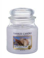 Yankee Candle Autumn Pearl, aromatizuota žvakė moterims ir vyrams, 411g