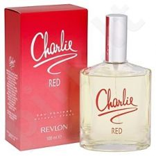 Revlon Charlie Red Eau Fraich, tualetinis vanduo (EDT) moterims, 100 ml