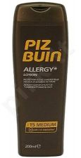 Piz Buin Alergy Lotion SPF15, 200ml, [Cosmetic], (W)