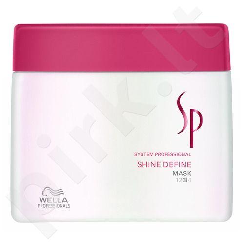 Wella SP Color Save plaukų kaukė, 200ml, kosmetika moterims