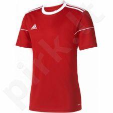 Marškinėliai futbolui Adidas Squadra 17 Junior BJ9174