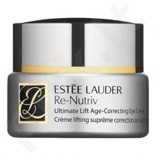 Esteé Lauder Re Nutriv Ultimate Lift Correcting akių kremas, kosmetika moterims, 15ml