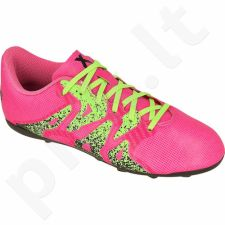 Futbolo bateliai Adidas  X 15.4 FxG Jr S74600