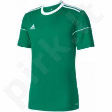 Marškinėliai futbolui Adidas Squadra 17 Junior BJ9179