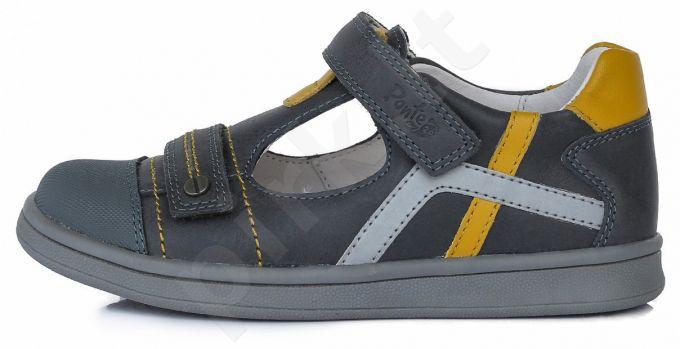 D.D. step tamsiai pilki batai 28-33 d. da061656