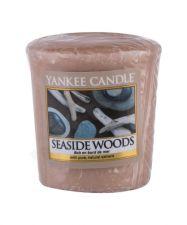 Yankee Candle Seaside Woods, aromatizuota žvakė moterims ir vyrams, 49g