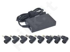 Gembird AC mains 40W universal notebook power adaptor