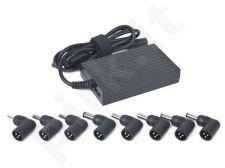 Gembird AC mains 40W universal notebook power adaptor