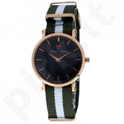 Moteriškas laikrodis Jacques Costaud JC-2RGBN09