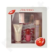 Shiseido Advanced Super Restoring, Bio-Performance, rinkinys dieninis kremas moterims, (50ml BIO-PERFORMANCE Restoring kremas + 50ml BENEFIANCE Cleansing Foam + 75ml BENEFIANCE Softener Enriched + 10ml ULTIMUNE Power Inf.Concentrate)