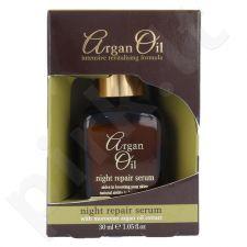 Xpel Argano aliejaus naktinis serumas veidui, kosmetika moterims, 30ml