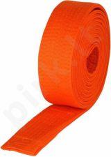 Diržas budo 2,4m oranžinis