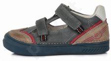 D.D. step tamsiai mėlyni batai 25-30 d. 040438m