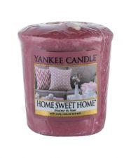 Yankee Candle Home Sweet Home, aromatizuota žvakė moterims ir vyrams, 49g