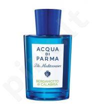 Acqua Di Parma Blu Mediterraneo Bergamotto di Calabria, tualetinis vanduo (EDT) moterims ir vyrams, 75 ml