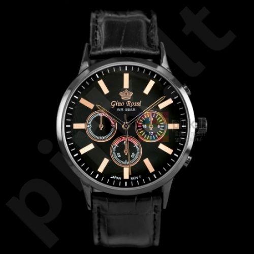 Vyriškas Gino Rossi laikrodis GR8185JG