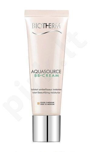 Biotherm Aquasource BB kremas, kosmetika moterims, 30ml, (Fair To Medium)