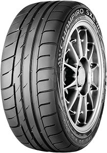Vasarinės GT Radial Champiro SX2 R16
